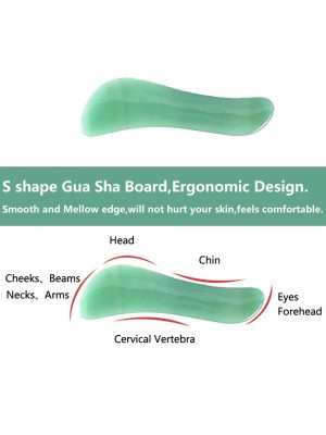 GUA SHA TOOL S SHAPED