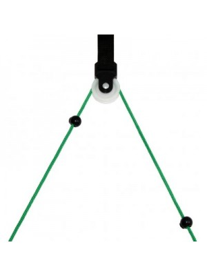 MSD-BAND SHOULDER ROPE PULLEY