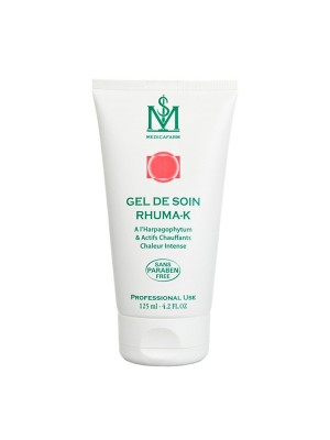 Body Care Gel Rhuma-K with Harpagophytum & Active Heating ingredients
