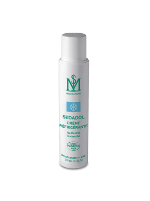 Massage cream SEDADOL with Menthol
